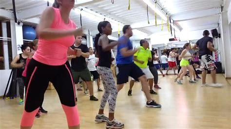 grifo gym clase fit combat grifo gym colon youtube