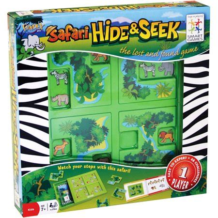 Safari Hide Seek safari hide and seek board walmart