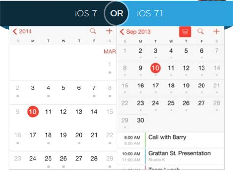 calendar layout iphone image gallery ios 8 calendar app