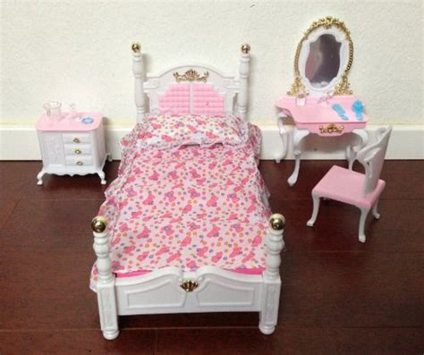 Rooms To Go Mattress Return Policy by Size Dollhouse Furniture Bed Room Play Set