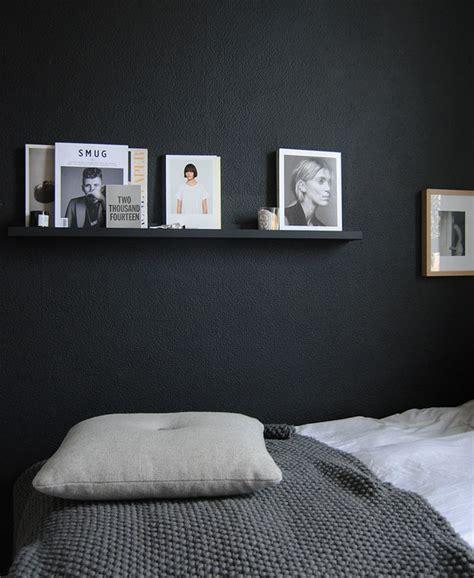 Bedroom Shelves Black Best 25 Bedroom Wall Shelves Ideas On