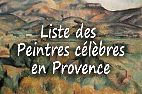 pierre arditi luberon liste des peintres c 233 l 232 bres en provence provence 7