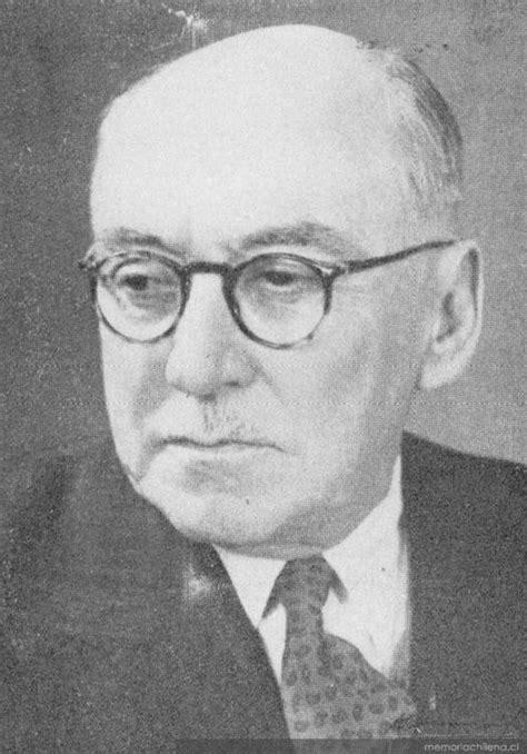 Eduardo Barrios, hacia 1960 - Memoria Chilena, Biblioteca