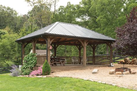 Timber Frame Hip Roof Timber Frame Hip Roof Pavilion Crickside Barns