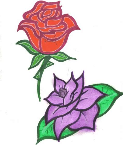 tattoo flower graphic girls tattoos que tattoo images by marcia hewitt