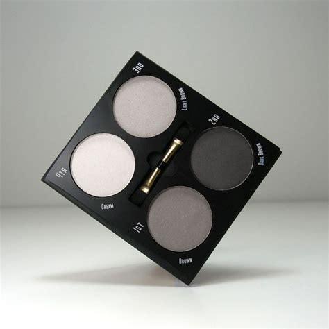Mirabella Lip Perfection D Grey black eyeshadow kit shades of perfection eyeshadow