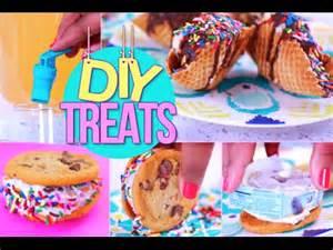 diy summer treats youtube
