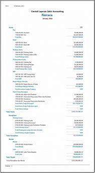 contoh laporan qc terbaru 7 contoh laporan keuangan lengkap dan terbaru zonkeu