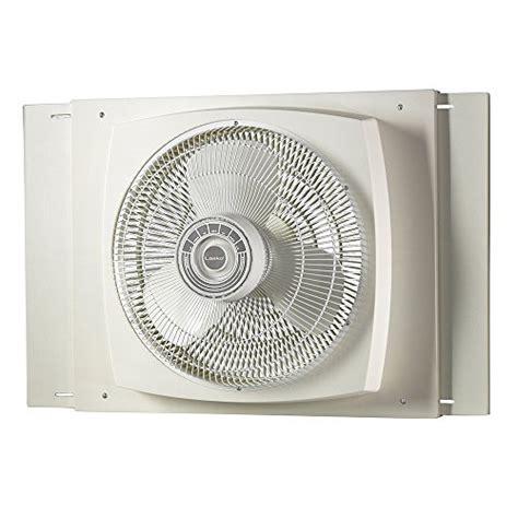 holmes whole house window fan galleon holmes dual blade twin window fan white