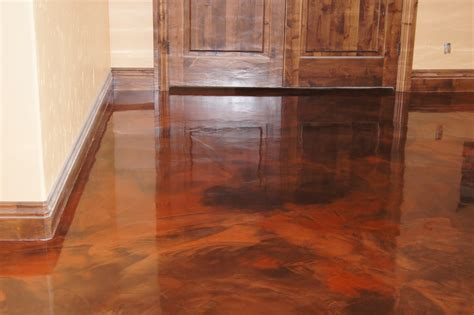 flooring options for concrete home flooring ideas