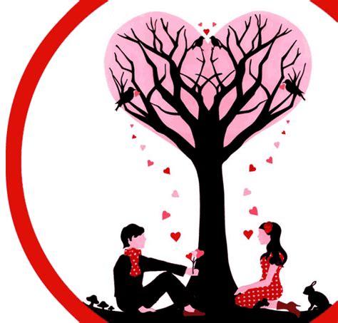 images of love tree true love