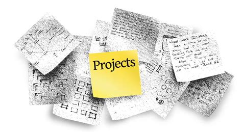 For Projects if i were running a company projects tracy this