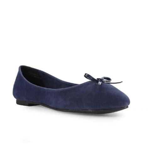 Aparch Sepatu Wanita Flat Shoes Mutiara Hitam marelli shoes toko sepatu