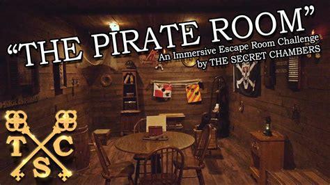 room escape for the pirate room escape room challenge trailer