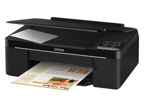 Printer Epson Stylus Nx130 All In One driver epson stylus nx130 printer driver