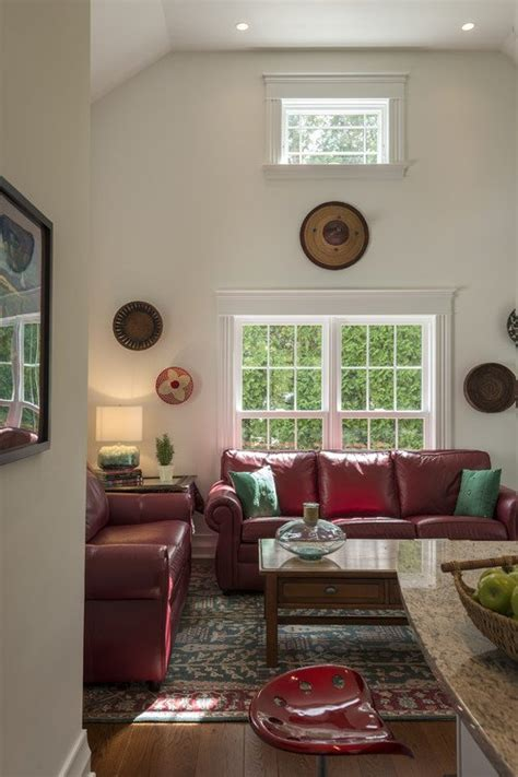 warm  cozy living room  ideas town country living