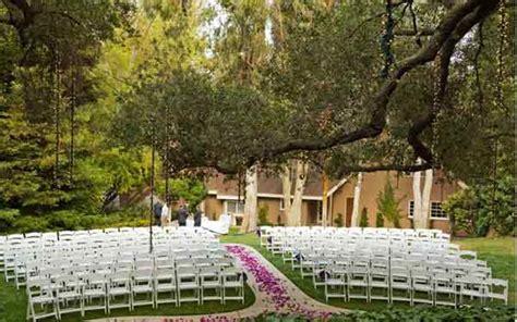 ranch wedding venues in los angeles county calamigos ranch southern california weddings