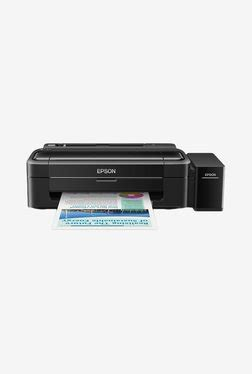 Printer Epson L310 Single Function epson stylus office t1100 single function inkjet printer price best pricing offers deals in