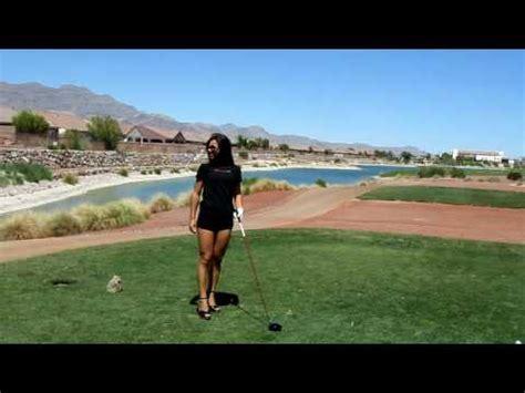 hooters girl golf swing hooters lewisville golf 2009 vidoemo emotional video unity