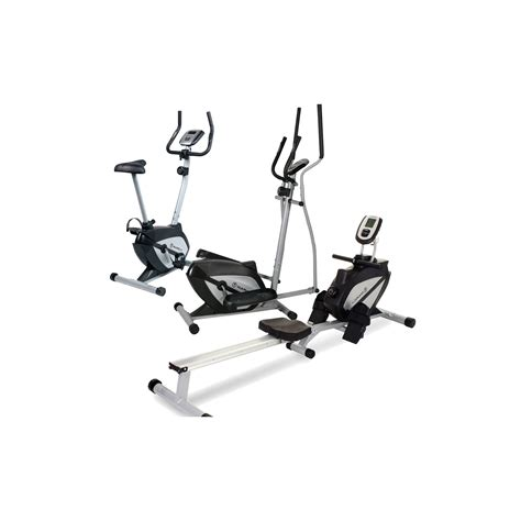 quot marcy home package exercise bike cross trainer and