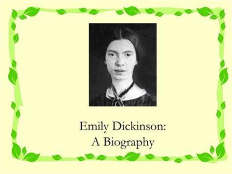 emily dickinson biography ppt transcendentalism realism ppt download