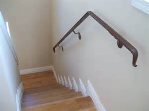 Stair Railing Attached To Wall 1000 Images About Loehr Handrail On