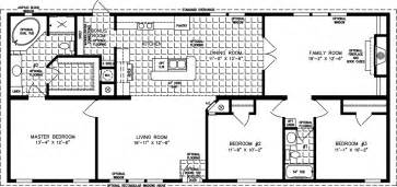 1600 sq ft 1600 to 1799 sq ft manufactured home floor plans