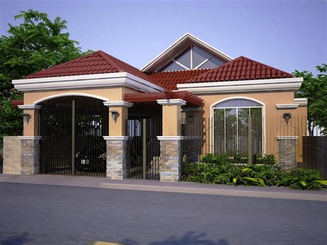 house design sles philippines small affordable residential house designs home