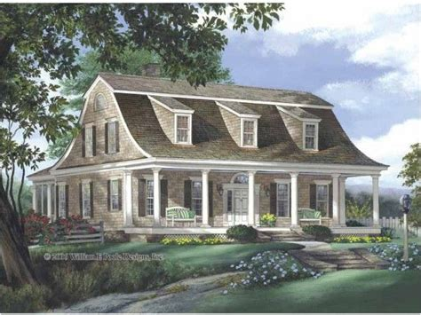 gambrel style house plans gambrel style house favorite places spaces pinterest