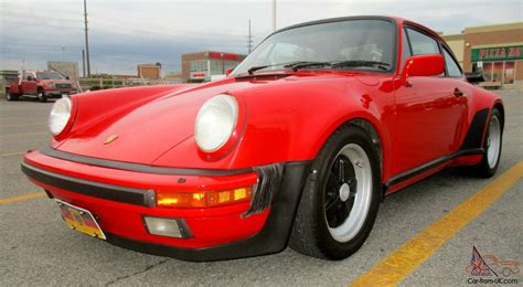 Porsche 930 For Sale Canada by 1980 Porsche 930 Turbo Ebay