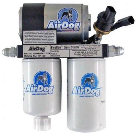 air fuel system airdog fuel filters pumps airdog free engine image for user manual