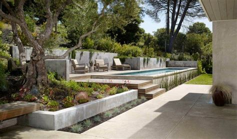 terrain en terrasse terrasse sur terrain en pente en 10 id 233 es d am 233 nagement