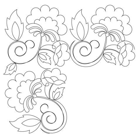 disegni di fiori da ricamare disegno da ricamare fiori grandi angolo magiedifilo it