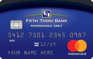 Fifth Third Bank Gift Card - reloadable prepaid debit cards australia best business cards