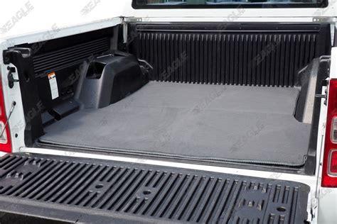 Non Slip Truck Bed Mats ford ranger t6 carpet load bed liner boot mat non slip boot mat mat ebay