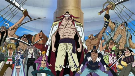 One Room Anime image the whitebeard pirates png one piece