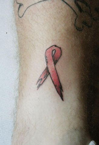 pink ribbon tattoos for men get a pink ribbon for the cancer society tattoomagz