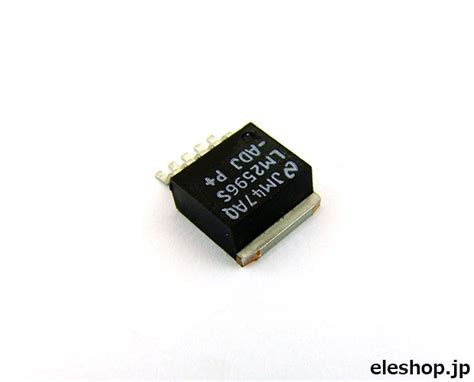 Ic Lm2596s 2596 12v Sop To 263 3a 降圧型可変レギュレータic lm2596s adj