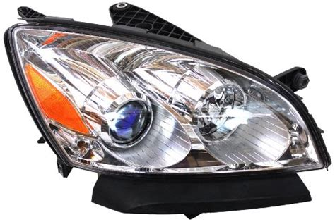 genuine saturn parts genuine saturn outlook passenger side headlight assembly