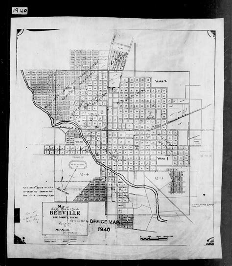 1940 census enumeration district maps perry