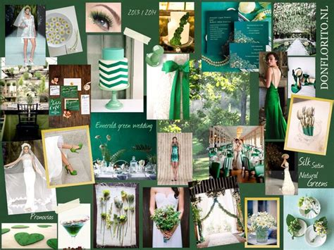 mood board why you should be using emerald green in your mood boards