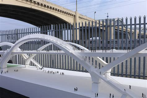 l a s 6th street bridge design competition and the los angeles sixth street viaduct by michael maltzan