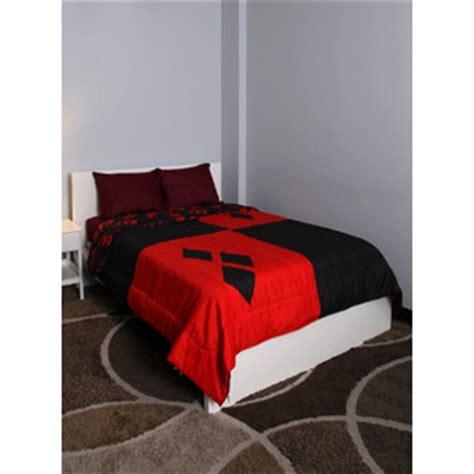 Harley Quinn Bed Set Dc Comics Harley Quinn Comforter Topic Polyvore