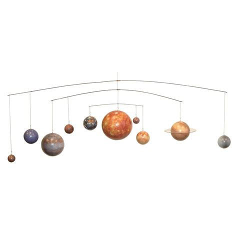 authentic models solar system mobile makes a great gift
