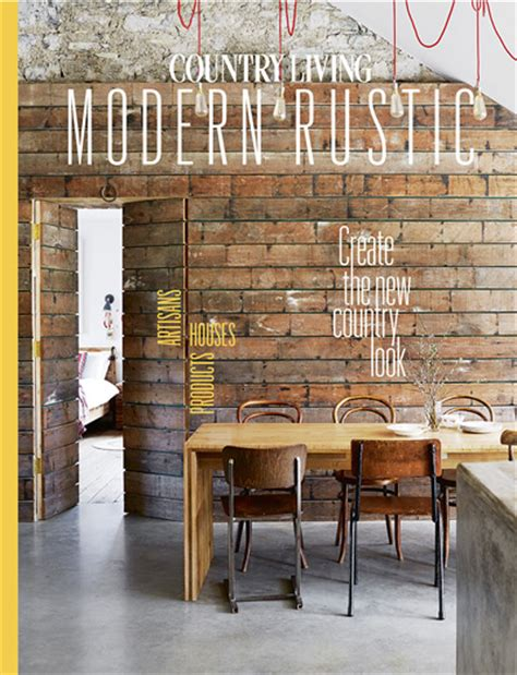 rustic home decor magazines modern rustic farmhouse style how to love your home