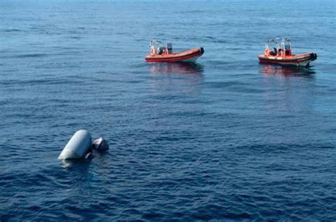 sinking migrant boat three killed after migrant boat sinks off coast of spain