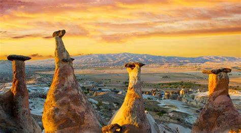 camini delle fate tour della cappadocia tra camini delle fate e mongolfiere