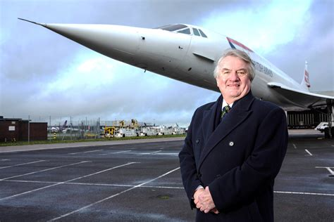 Mike Banister by Ads Advance Concorde Celebrates 40th Anniversary