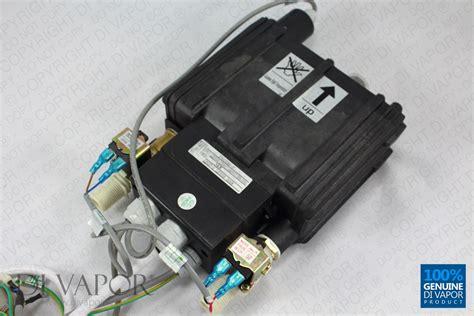 S163 Black 3kw steam shower room steam generator black s163 ps006 f