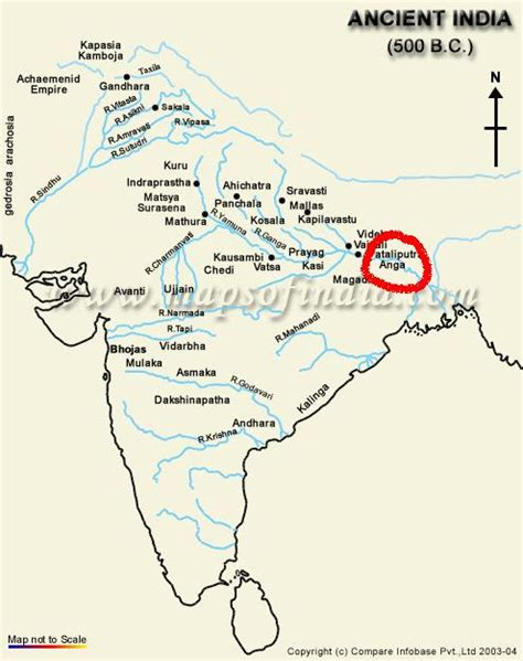 ancient maps india timeline ramayana mahabharata ramanis blog ancient india map conservative estimate of extent of